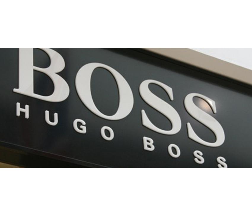 Επιγραφή Boss